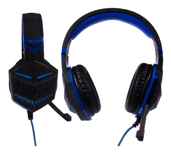 Headset Gamer Fone De Ouvido P2 Xbox One Pc Ps4 Kp-433