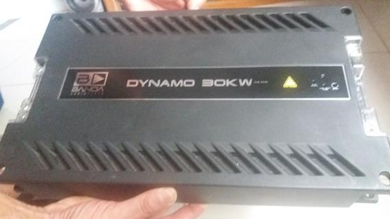 Modulo Banda Alta Voltagem Dynamo 30kw 30.000 W Rms
