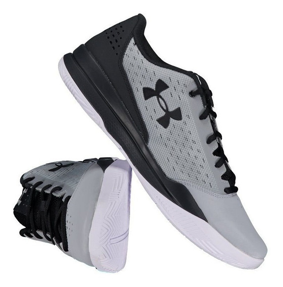 Tênis Under Armour Jet Low Cinza
