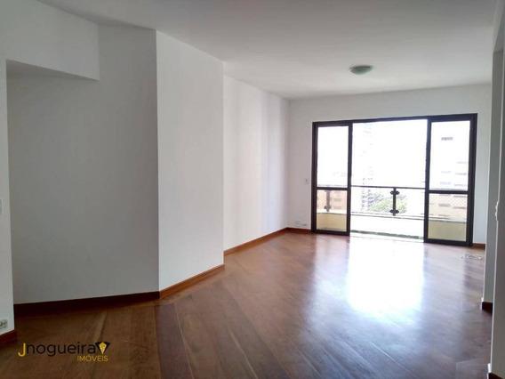 Apartamento Para Alugar, 125 M² Por R$ 6.000,00/mês - Vila Nova Conceição - São Paulo/sp - Ap13610