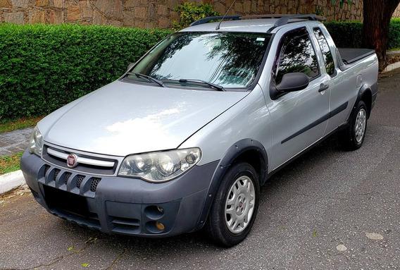 Fiat Strada 1.4 Fire Ce Flex - 2012 (completa)