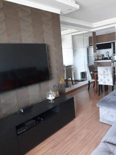 Apartamento Com 3 Dormitórios À Venda, 76 M² Por R$ 400.000 - Picanco - Guarulhos/sp - Ap14725