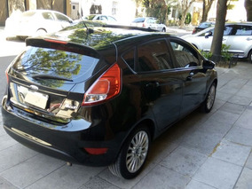 Ford Fiesta Kinetic Design 2014 Se P 1m Nuevo 34000kms Real!