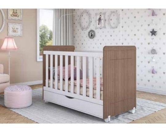 Cuna 540 Blanco Miel Këssa Muebles