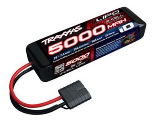 Bateria Traxxas 2s 5000mah 7.4v Lipo Slash Rustler Stampede