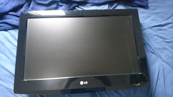 Tv Lcd Lg 26 Monitor Com Entrada Hdmi
