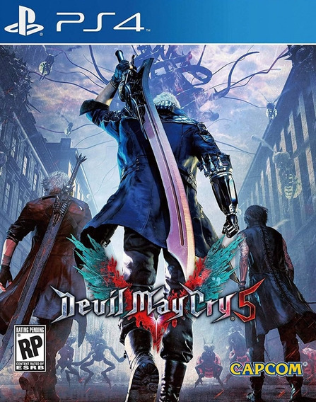 Devil May Cry 5 Ps4 - 1 Digital