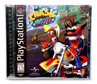 Crash Bandicoot Warped Ps1 Envio Gratis