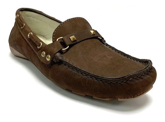 Zapatos Mocasines Full Time Dama Negro Ft 4025 Corpez 35