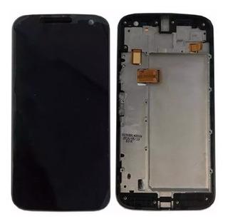 Modulo Motorola Moto G4 Xt1621 C/marco Display Tactil Origin