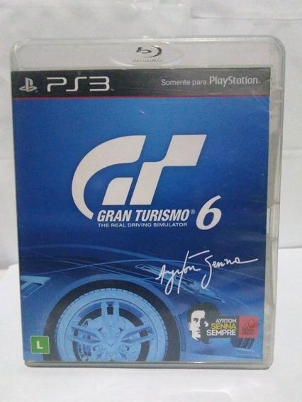 Jogo Gran Turismo 6 The Real Driving Simulator R$49,90