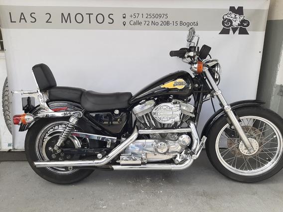 Harley Sporter 883