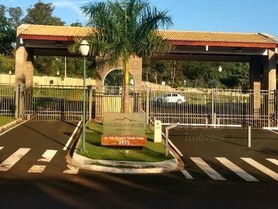 Vendo Terreno Em Ribeirão Preto. Condomínio Colina Do Golfe. Agende Sua Visita. (16) 3235 8388. - Te03616 - 4879594