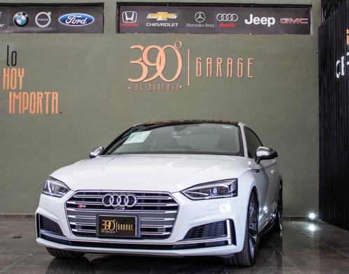 Imagen 1 de 15 de Audi S5 3.0tfsi 354hp Quattro 2018, Garantía Por 12 Meses.