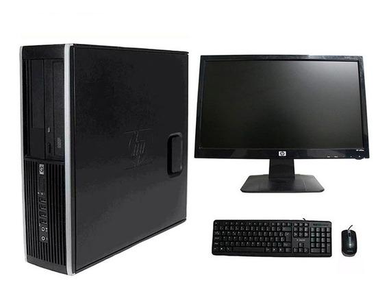 Computador Hp Elite 8300 I7 8gb 320gb Monitor 18 Polegadas