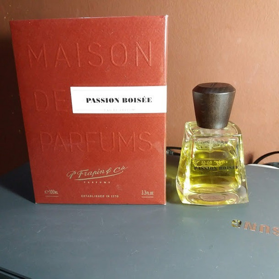 Perfume Importado Nicho Frapin Passion Boisée 70ml