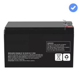Bateria De Alarme 12v 7ha Stilus