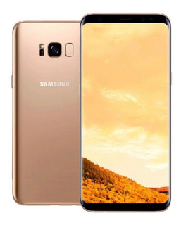 *oferta $349.990 / Galaxy S8 Plus 64 Gb Dorado