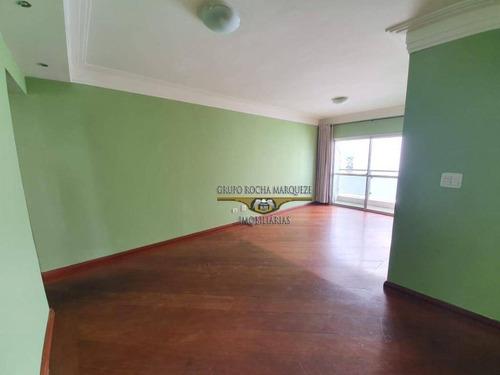 Apartamento Com 3 Dormitórios Para Alugar, 80 M² Por R$ 2.300,00/mês - Belém - São Paulo/sp - Ap2900