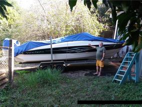 Lancha Ventura V230 - 60 Horas Uso - 2012 - Agua Doce