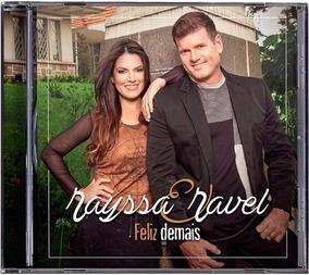 Cd Rayssa E Ravel Feliz Demais .biblos