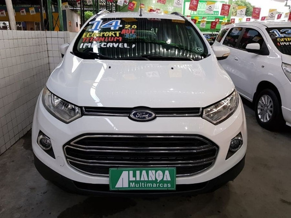 Ford Ecosport 2.0 Titanium 16 Flex 4p Powershift