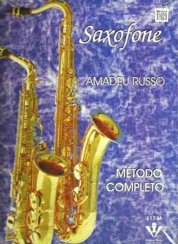 Método Completo Para Saxofone - Amadeu Russo