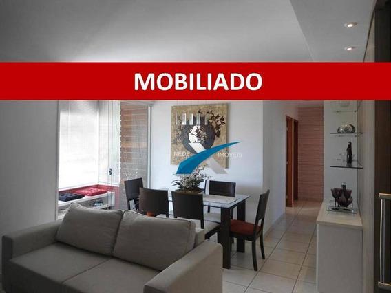 Apartamento Mobiliado - Oportunidade!! - Ap4989