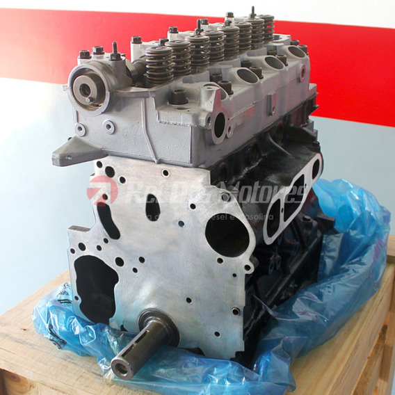 Motor Hyundai Hr 2.5 8v
