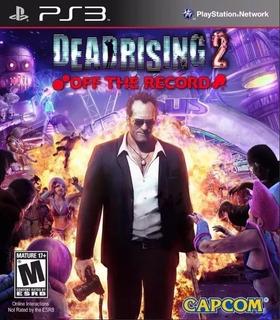 Dead Rising 2 Off The Record Ps3 Original-play Perú