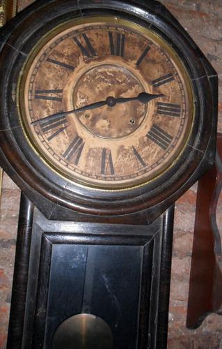 df1d205aea87 Reloj Pared Antiguo Carrillon - Antigüedades en Mercado Libre Argentina