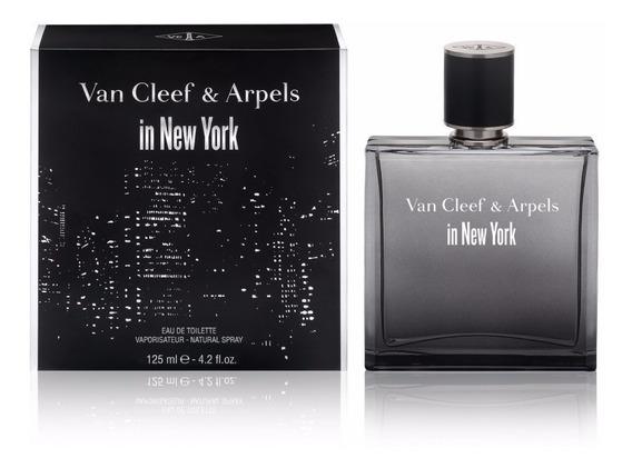 Perfume Van Cleef & Arpels In New York 125 Ml - Selo Adipec