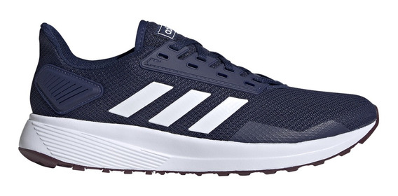 Zapatillas adidas Running Duramo 9 Hombre Mn/bl