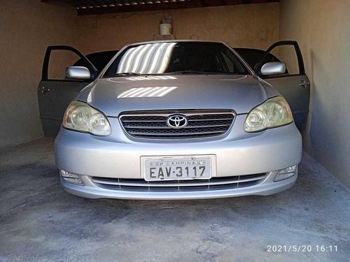 Toyota Corolla 2007 1.8 16v S 4p