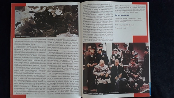 Revista A Grandes Batalhas 2° Segunda Guerra Mundial