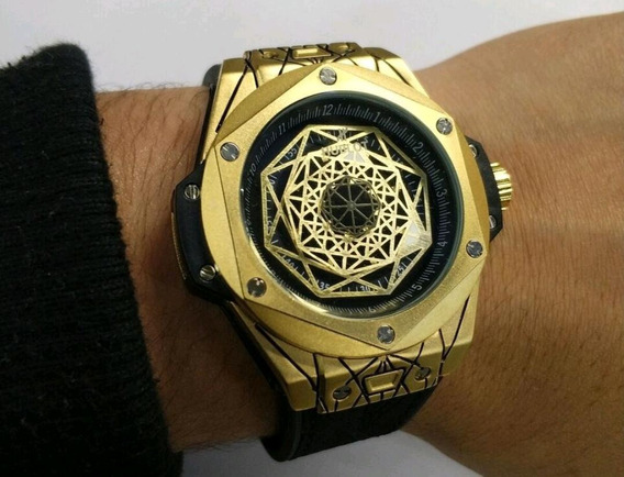Relógio Big Bang