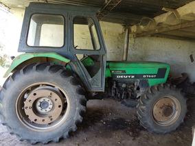 Tractor Deutz 4x4 1990