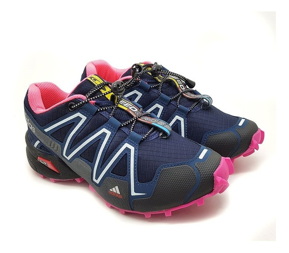 super populaire fbcdf 0df72 Adidas Speed Cross 36 Feminino - Tênis com o Melhores Preços ...