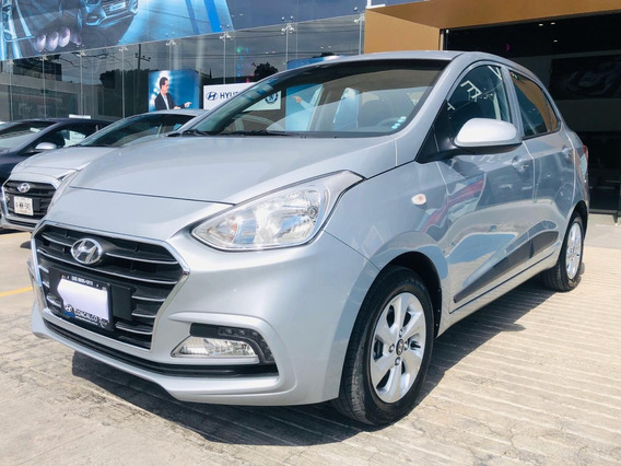Hyundai Grand I10 Gls Automatico Sedan 2020