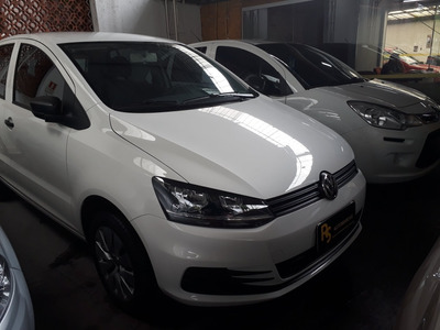 Volkswagen Fox 1.0 Mpi Trendline 12v Flex 4p Manual