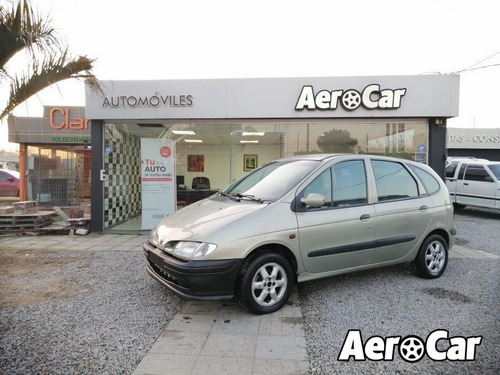 Renault Scénic 2.0 Rxe Abs 2.0 2001 Impecable! Aerocar