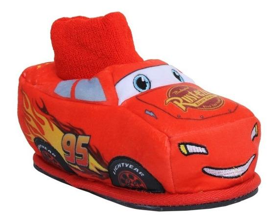 Pantuflas Disney Cars Rayo Mcqueen Orig Addnice Mundo Manias