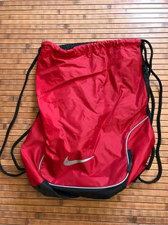 Bolsa Para Gimnasio Nike Roja