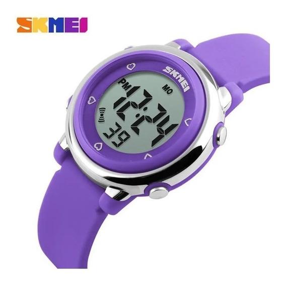 Relógio Skmei Infantil Led Digital Sports Watch