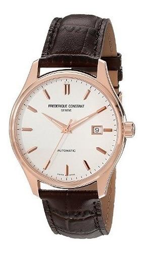 Relógio Frederique Constant Index Rosé Automático Suíço