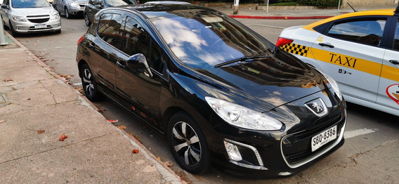 Peugeot 308 1.4 Active 2012 Techo Cielo Extra Full Impecable