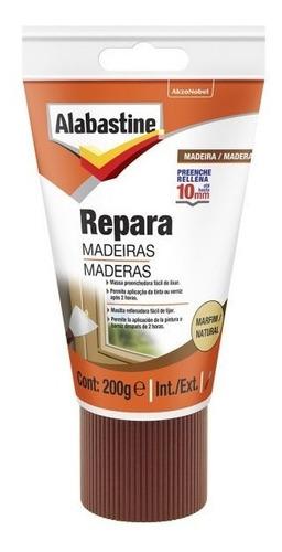 Alabastine Repara Maderas Natural 200 G Mm