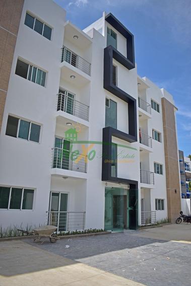 Apartamento De Oportunidad El Embrujo Santiago (eaa-285 A4)