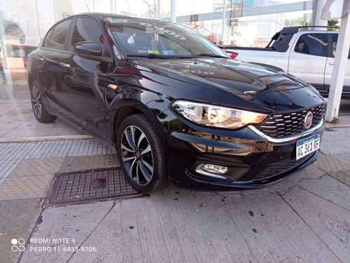 Fiat Tipo Easy 1.6 At6  2018 ,impecable!!!