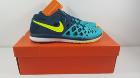 Tênis Nike Train Speed 4 De Treino Azul Masculino Original